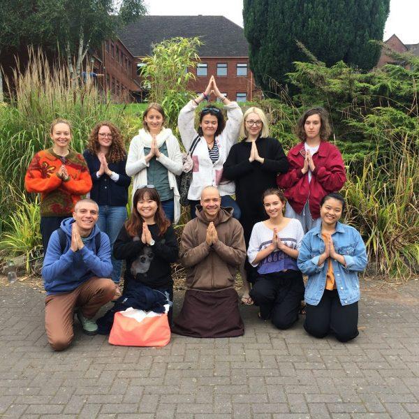 Monkey Puzzle Family Stourbridge Retreat 2017