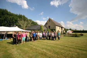Mindfulness retreat at Hinton